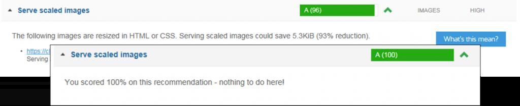WordPress kuvien skaalaus