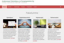 Uudenmaan Työnohjaus- ja terapiapalvelut Oy